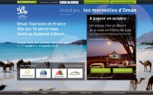 Oman : le Sultanat lance une grande campagne multicanal en France