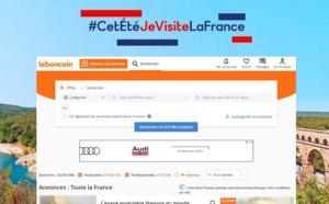 Leboncoin et l'ANETT s'associent à #CetÉtéJeVisiteLaFrance, la campagne d'Atout France