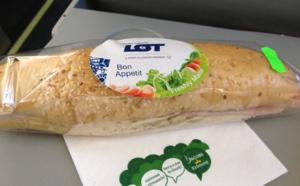 J'ai testé pour vous... le vol LO 344 Paris-Cracovie avec LOT Polish Airlines