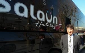 Pas de croissance à 2 chiffres pour Salaün Holidays en 2012...