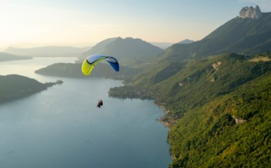 Savoie Mont-Blanc : escales au bord des lacs Léman, d'Annecy, d'Aiguebelette et du Bourget