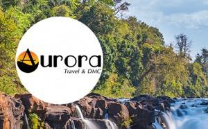 Aurora Travel and DMC, Réceptif Laos