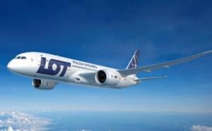 LOT Polish Airlines : reprise de la ligne Paris CDG - Varsovie le 15 juillet 2020