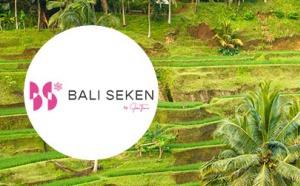 BALI SEKEN, Réceptif Indonésie