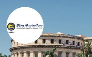 Bleu Marine Tour, Réceptif Cuba