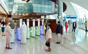 Emirates : salon dans le Hall B du Terminal 3 et reprise du service Chauffeur Drive