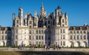 Le Centre-Val de Loire, au Jardin de la France et de ses châteaux