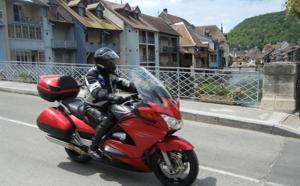 Doubs : les 'Motards du Tourisme' à l'assaut des montagnes du Jura