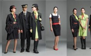TAP dévoile ses nouveaux uniformes