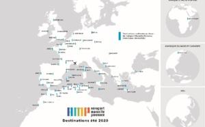 Aéroport Marseille Provence : plus de 70 destinations confirmées pour le mois de juillet 2020