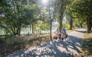 Le Val de Loire à pied, à vélo, en bateau...
