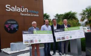 Tourisme solidaire : Salaün Holidays soutient les actions à Madagascar