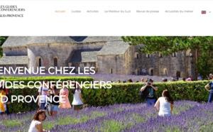 Les Guides Sud-Provence lancent une plateforme de réservation associative