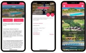 """Azureva : Mhikes a développé une application pour """"animer la découverte de la destination"""""""
