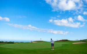 L'île Maurice, temple du golf
