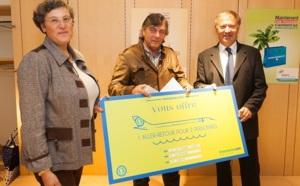 Nantes Atlantique célèbre son 3 millionième voyageurs depuis début 2012