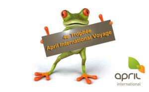 4ème Trophée APRIL International Voyage : quand les 50 meilleurs vendeurs d'assurance de France s'affrontent en Corse...