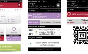 Thalys lance une nouvelle application mobile