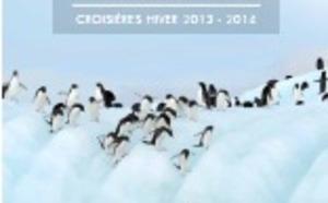 Compagnie du Ponant lance les ventes Antarctique pour l'Hiver 2013-2014