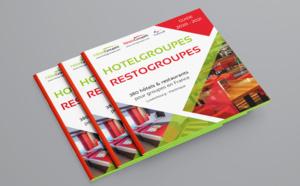Hotelgroupes-Restogroupes édite sa nouvelle brochure 2020/2021