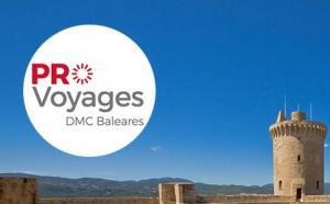 Pro Voyages, Réceptif Baléares ~ Espagne