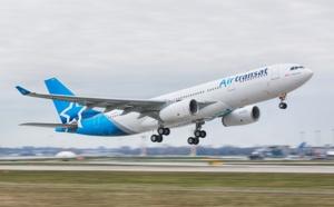 Air Transat reprend ses vols vers la France