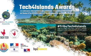 Tech4Islands : découvrez les 186 solutions candidates pour réinventer l'île et le tourisme d'après !
