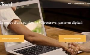 Le salon DirecTravel sera entièrement digital en 2020