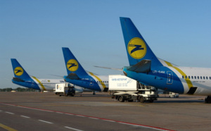 Ukraine International Airlines double la mise sur Kiev au départ de Paris