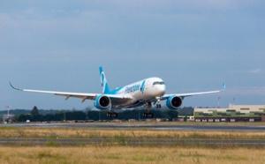 French bee a accueilli son 4ème A350-900