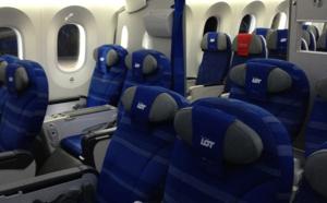 LOT Polish Airlines parie son avenir sur le B-787 Dreamliner