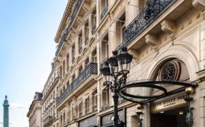 France : réouverture du Park Hyatt Paris-Vendôme à partir du 1er septembre 2020