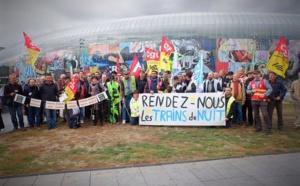 Trains de nuit : un collectif d'usagers rassemble presque 200 000 signatures