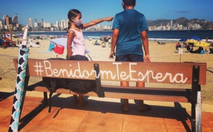 Espagne : sur les 1,8 million de plagistes cet été à Benidorm, seulement 6% d'étrangers