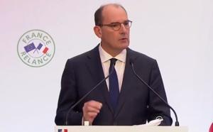 """Plan de Relance : 100 milliards d'euros pour un """"avion du futur"""", """"plan ferroviaire"""" et un """"bouclier anti-licenciements"""" (direct)"""