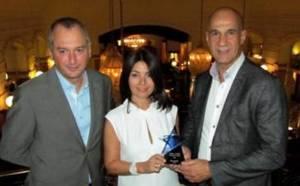 Cannes : Néotelia remporte le 1er Trophée de la clientèle des résidences de tourisme