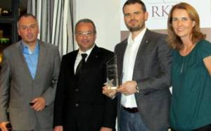 Trophée de la clientèle des hôtels 4 et 5 * : La Chenaudière conserve son titre