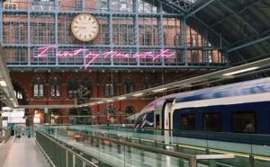 Eurostar réintègre son offre complète de restauration à bord