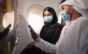 Etihad Airways intègre une assurance Covid à tous ses billets