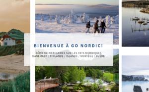 Webinaire Go Nordic! : sur les trésors cachés des pays nordiques