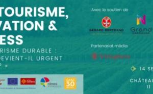 """Open Tourisme Lab : 3e édition de l'Open Event """"OEnotourisme, Innovation & Business"""""""