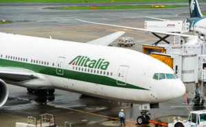 Alitalia : l'UE valide l'aide d'Etat de 199,45 M€