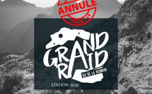 Réunion : le Grand raid annulé