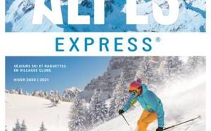 Salaün édite sa brochure Alpes Express 2020-2021