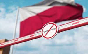 La Pologne suspend toutes les lignes aériennes avec la France