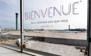 Paris Aéroport : le trafic en baisse de 68,8% en août 2020