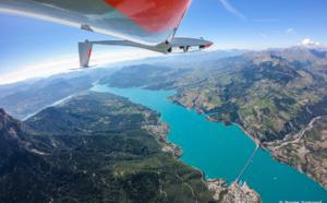"""Podcasts """"Voyagez en France"""": Découvrez Serre-Ponçon (Alpes du Sud) dans cette interview d'Alexis Aubespin, directeur de l'office du tourisme de Serre-Ponçon"""