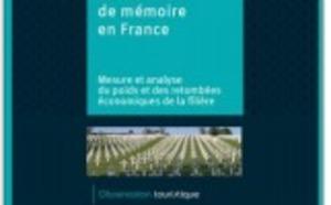 Atout France : étude sur le poids et les retombées économiques du tourisme de mémoire