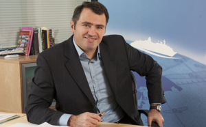 Voeux 2013 : A.Lacarrière (CDF) souhaite optimiser ses relations avec les principaux réseaux