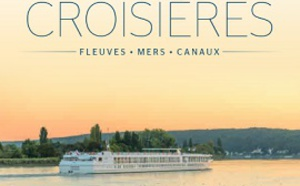 CroisiEurope lance la version intégrale de sa brochure 2021 au format digital